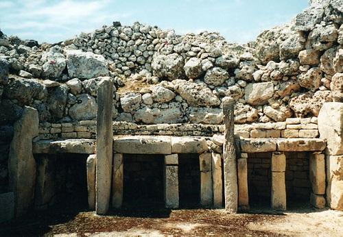 Prehistoric Temples Of Malta