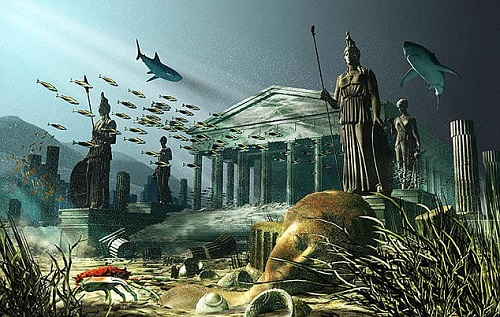 'Lost' City of Atlantis