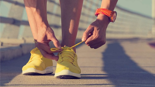 This Is Why Your Shoelaces Come Untied When You Run