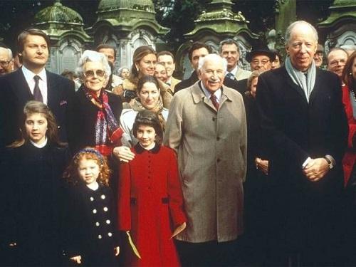 Rothschild Trillionaires