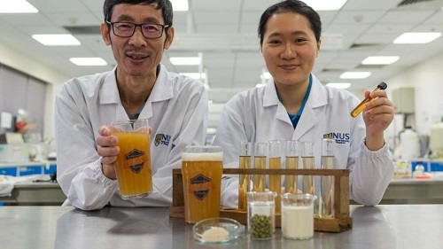 World's First Probiotic Beer