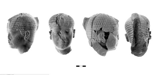 4,300-Year-Old Statue Head Depicts Mystery Pharaoh