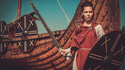 Buried Viking Warrior Was Actually A Woman