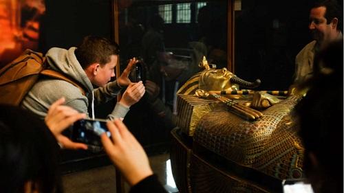 New Treasures From Tutankhamen's Tomb
