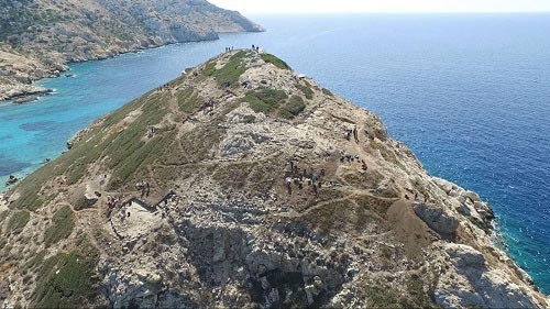 Sophisticated Architecture And Metal-Work Found Beneath Ancient Greek